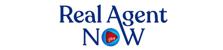 Real Agent Now logo, Portland real estate
