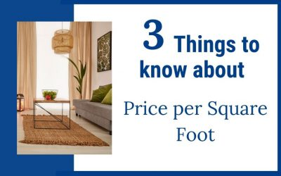 3 things to know about Price per Square Foot In Portland