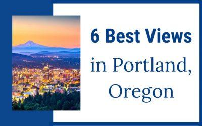 6 Best views in Portland