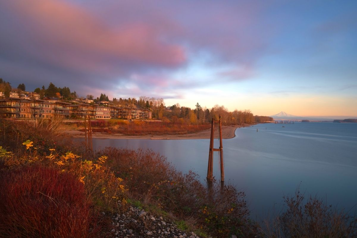 Columbia River Vancouver WA, Need to know before moving to Vancouver Washington, PDX real estate