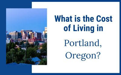 What is the Cost of Living in Portland, Oregon?