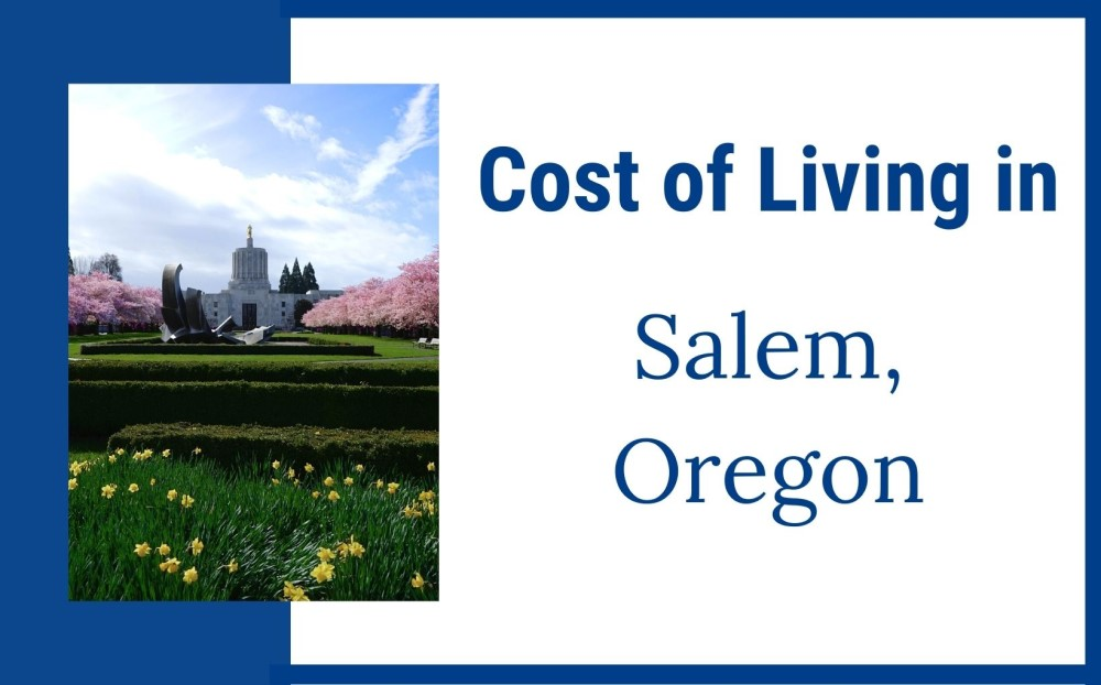 Cost of living in Salem Oregon, Living in Portland Oregon real estate
