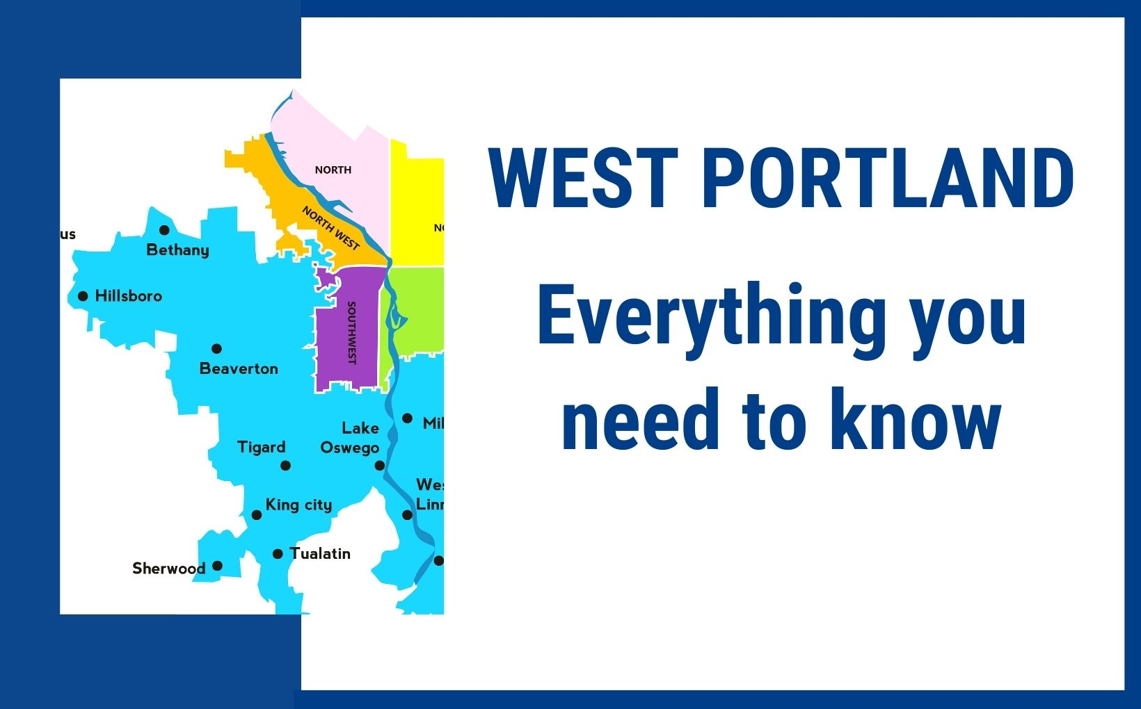 Everything you need to know about West Portland Oregon, Living in Portland Oregon (2)