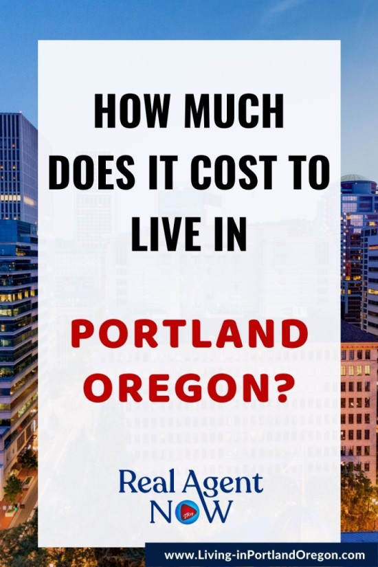 How much does it cost to live in Portland Oregon pins (1)