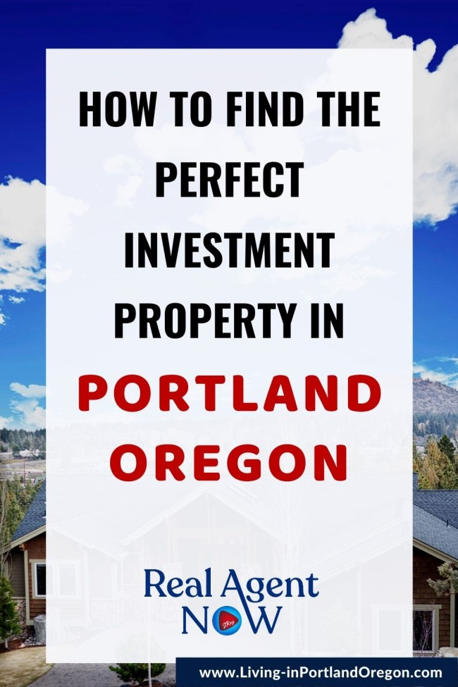 How to find the perfect investment property in Portland Oregon (1)