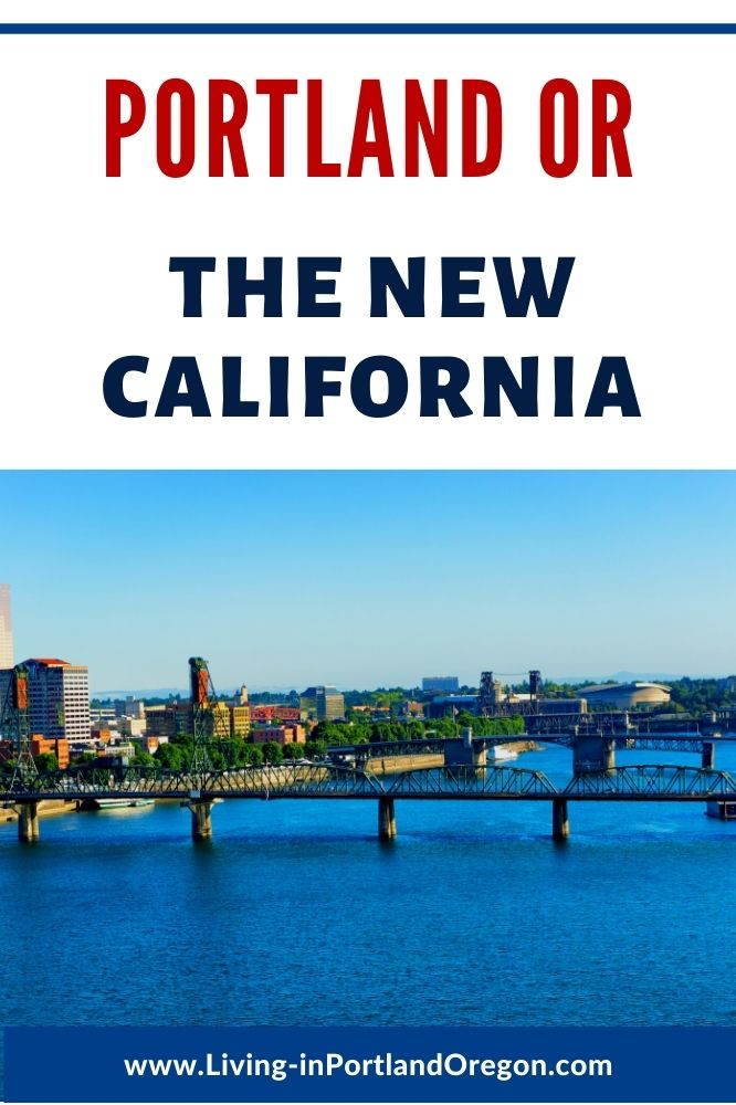 Is Portland the new California (3)
