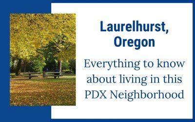 Laurelhurst Oregon