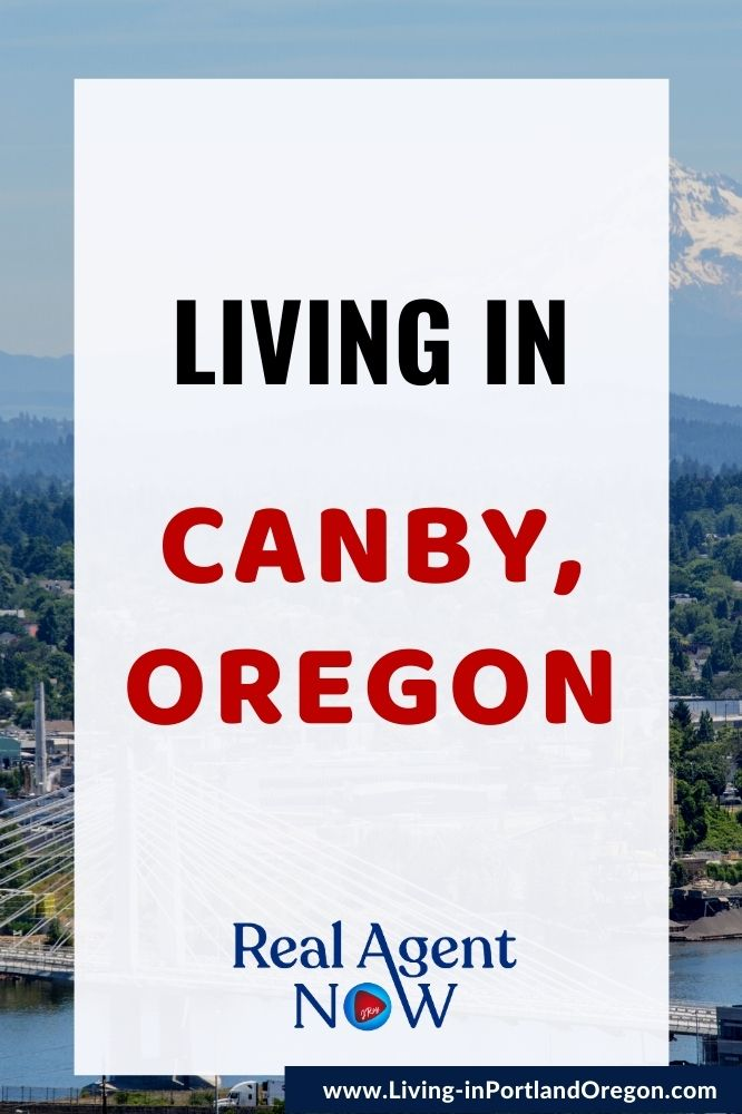 Living in Canby Oregon real estate (1)