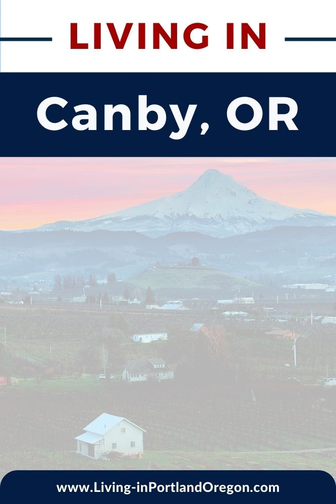 Living in Canby Oregon real estate (2)