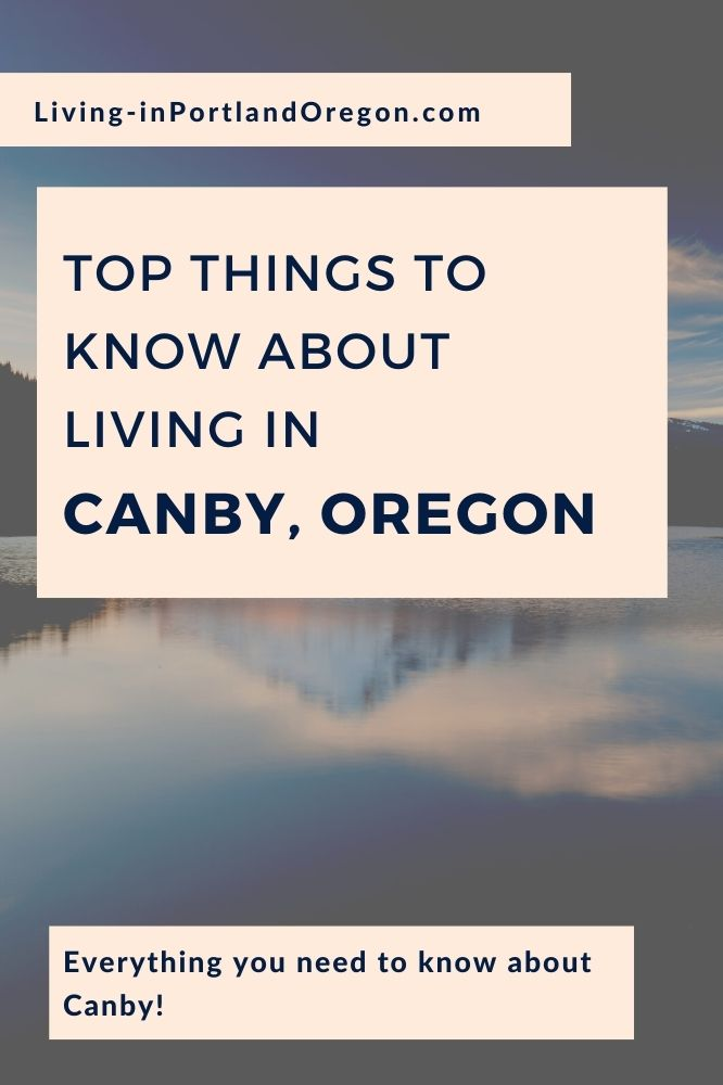 Living in Canby Oregon real estate (4)