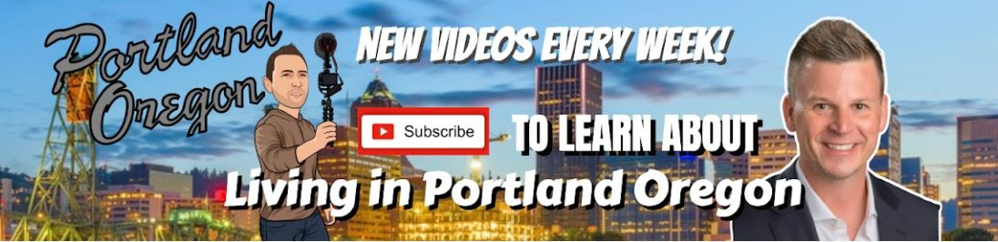 Living in Portland OR Youtube channel