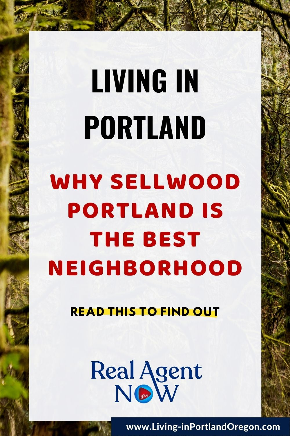Living in Sellwood Moreland Oregon pins (10)