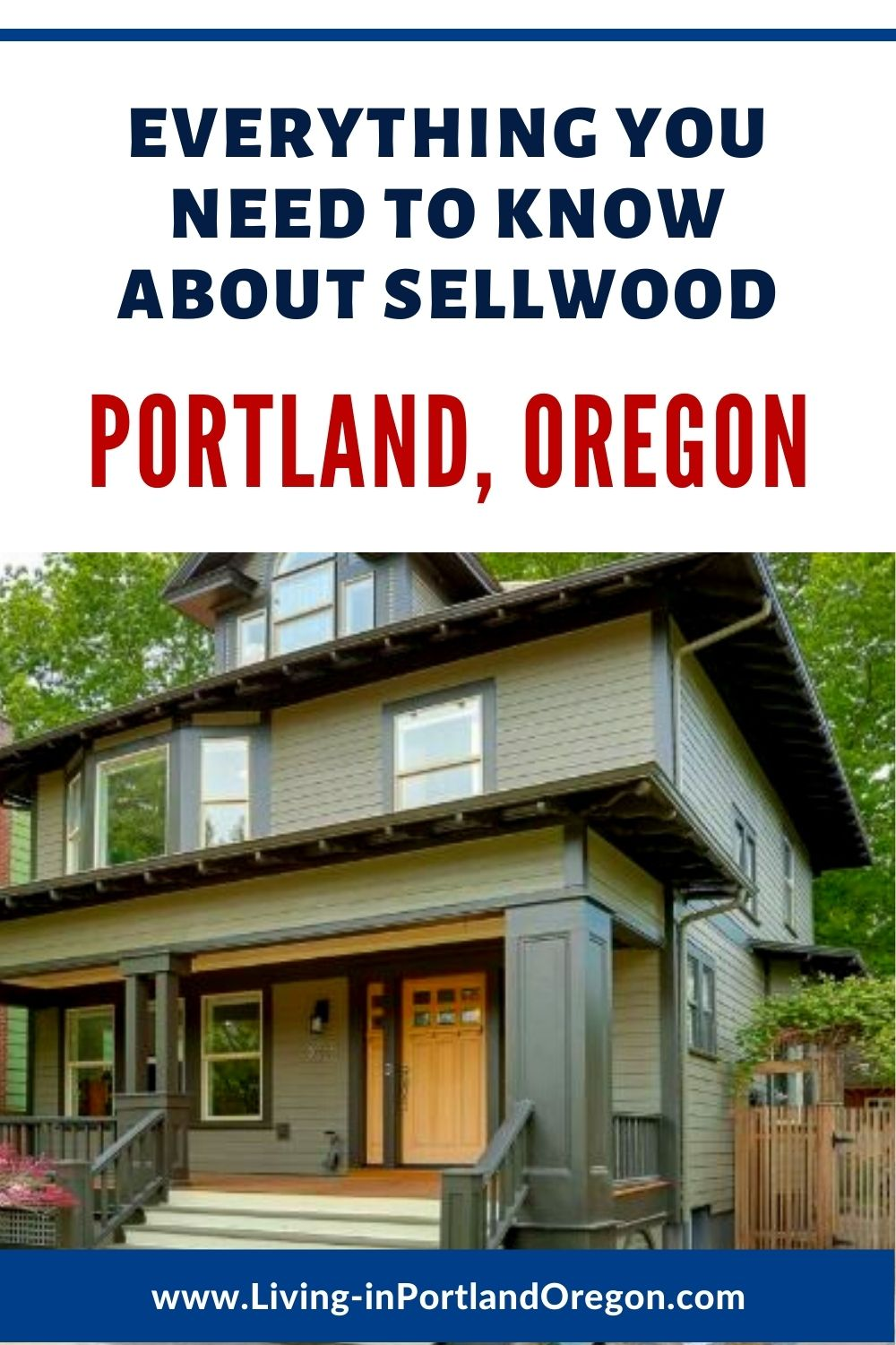Living in Sellwood Moreland Oregon pins (2)