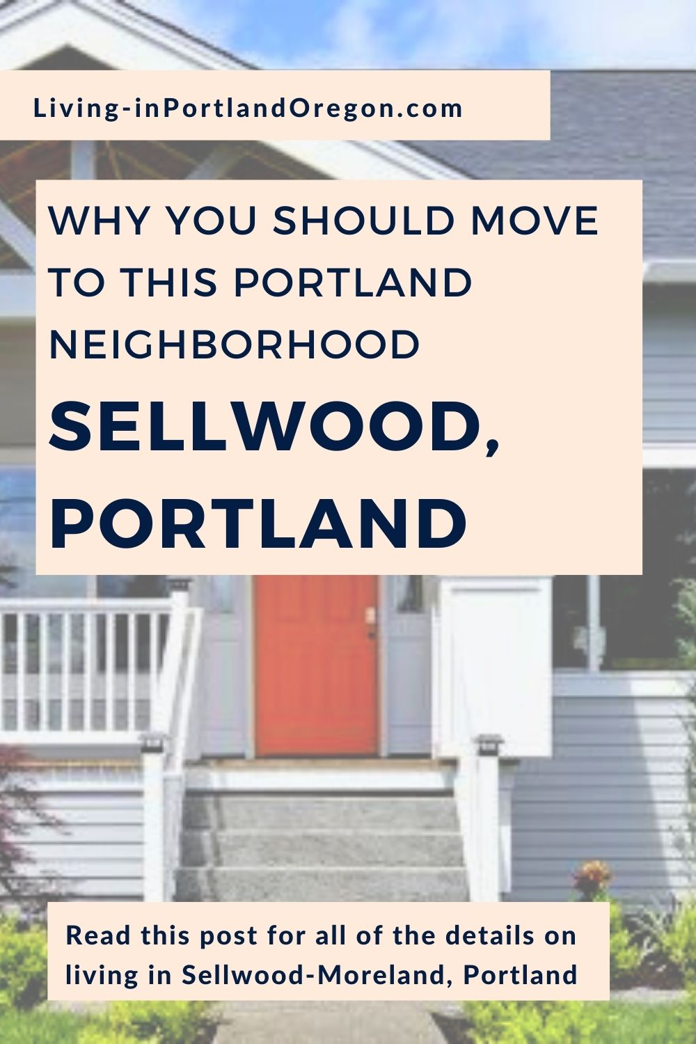 Living in Sellwood Moreland Oregon pins (3)