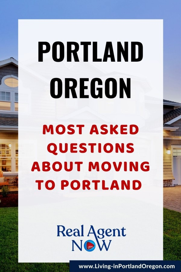 Most Asked Questions about Moving to Portland Oregon (1)