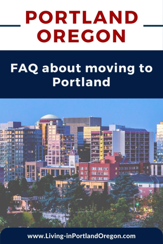 Most Asked Questions about Moving to Portland Oregon (2)