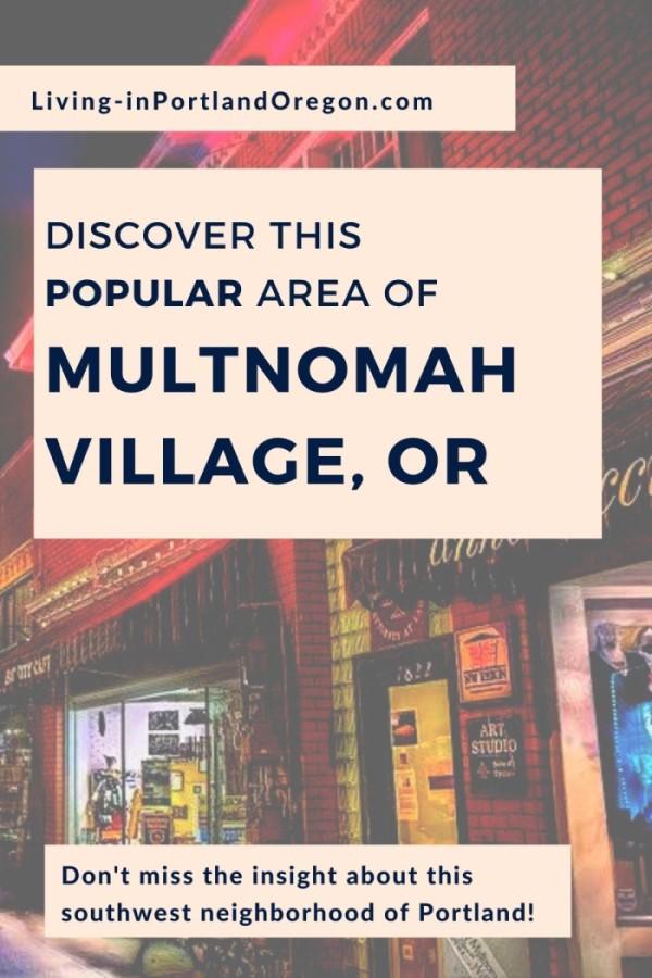 Multnomah Village - Living in Southwest Portland OR (4)