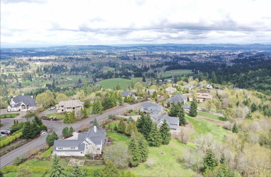 Perrett mountain, 6 best views in Portland Oregon