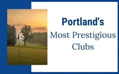 7 of Portland's Most Prestigious Membership Clubs