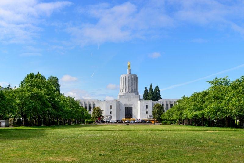 Salem OR, Cost of living in Salem Oregon, Living in Portland Oregon real estate