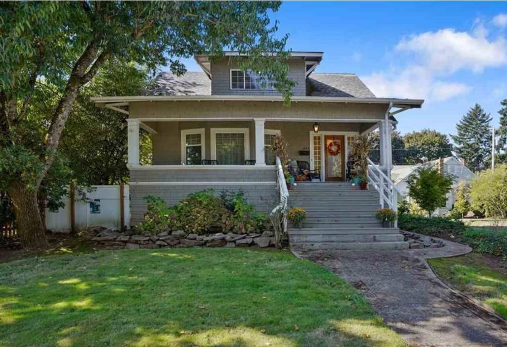 Salem Oregon house, where to live in Salem Oregon
