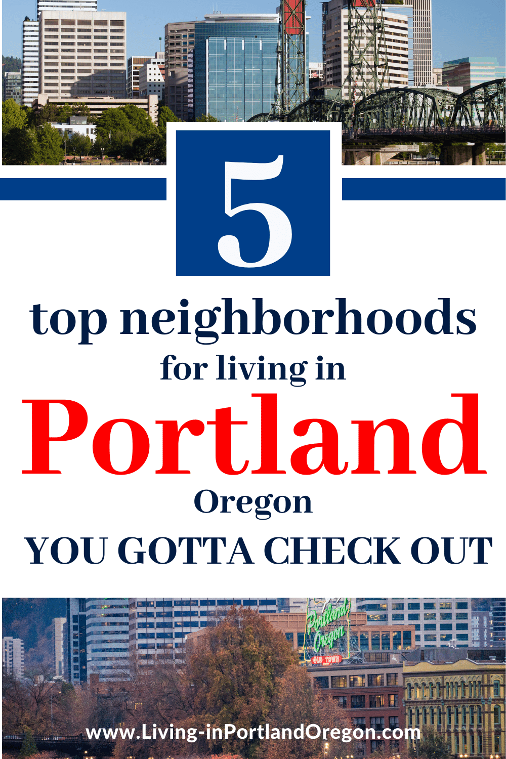 Top 5 Best Areas to live in Portland Oregon pins (4)