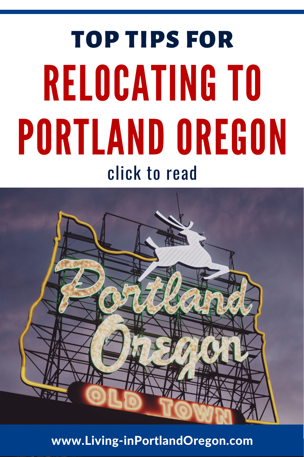 Top 5 Relocation Tips for Moving to Portland Oregon pins (1)