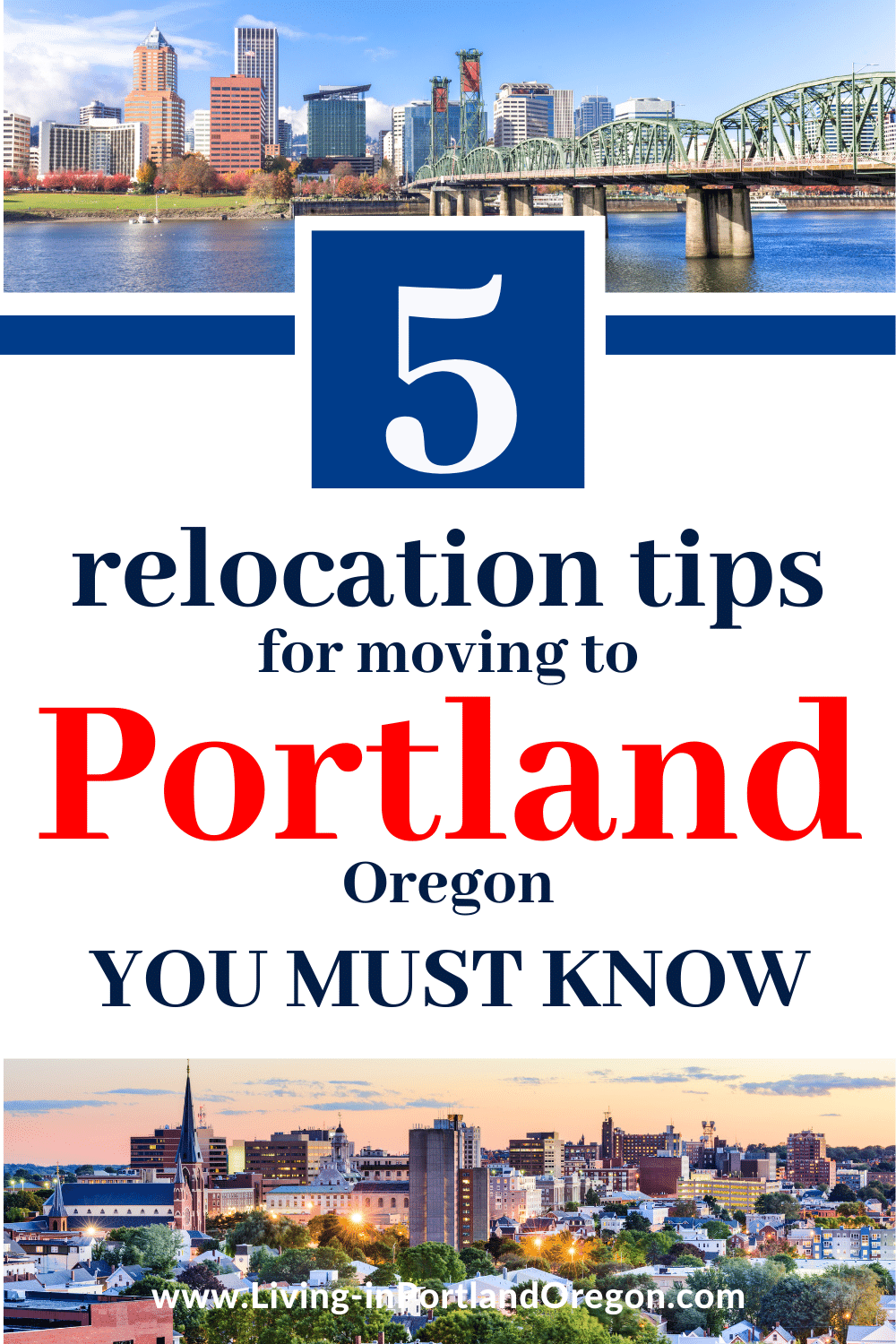 Top 5 Relocation Tips for Moving to Portland Oregon pins (2)