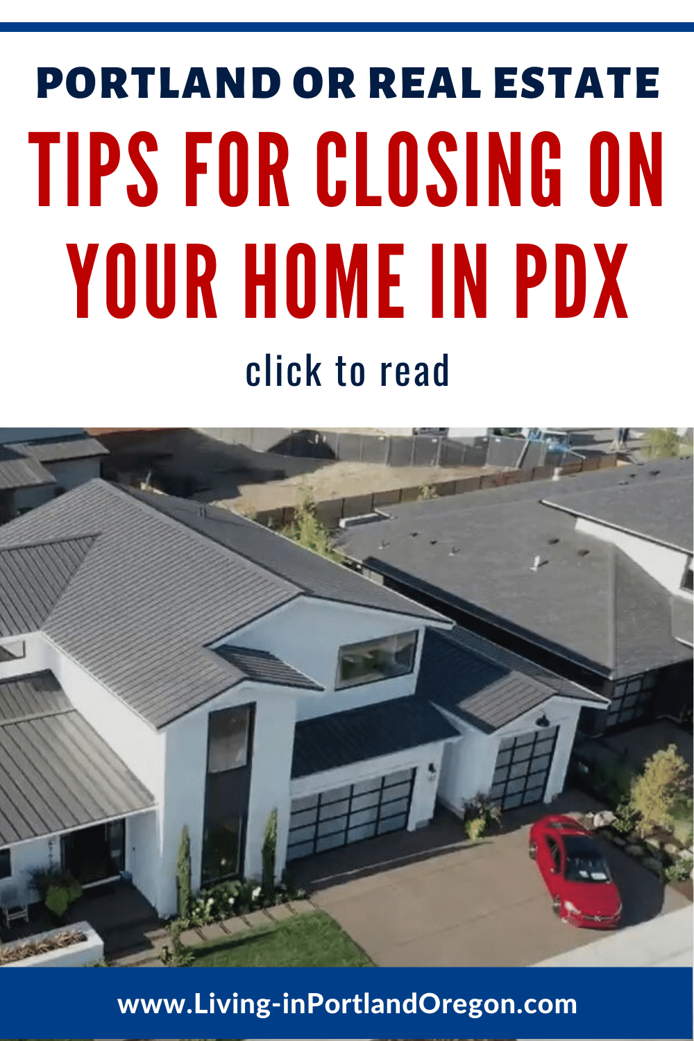 What to expect when closing on a home in Portland Oregon pins (3)