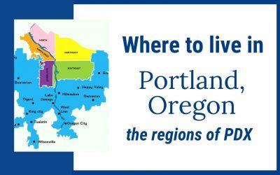 Where to Live in Portland Oregon