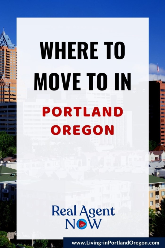 Where to live when moving to Portland Oregon (1)