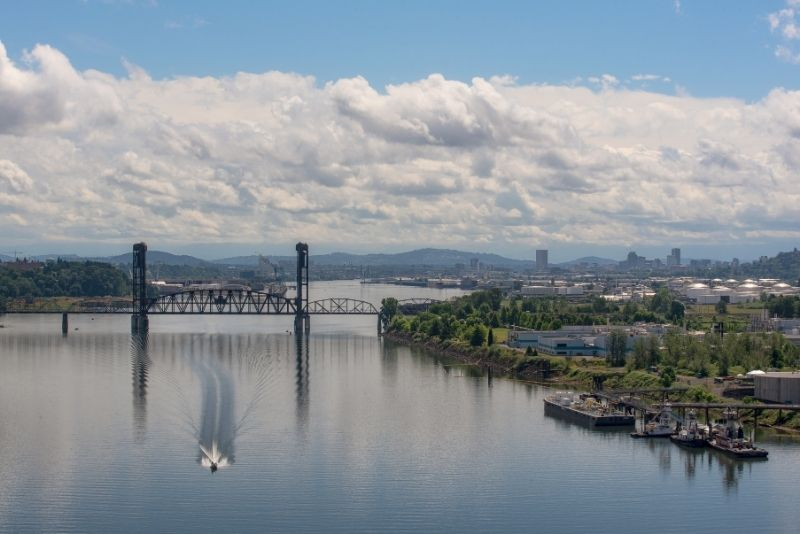 Willamette river and Portland Oregon, Everything you need to know about North Portland Oregon