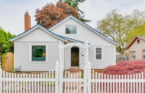 buying an older home in Portland OR