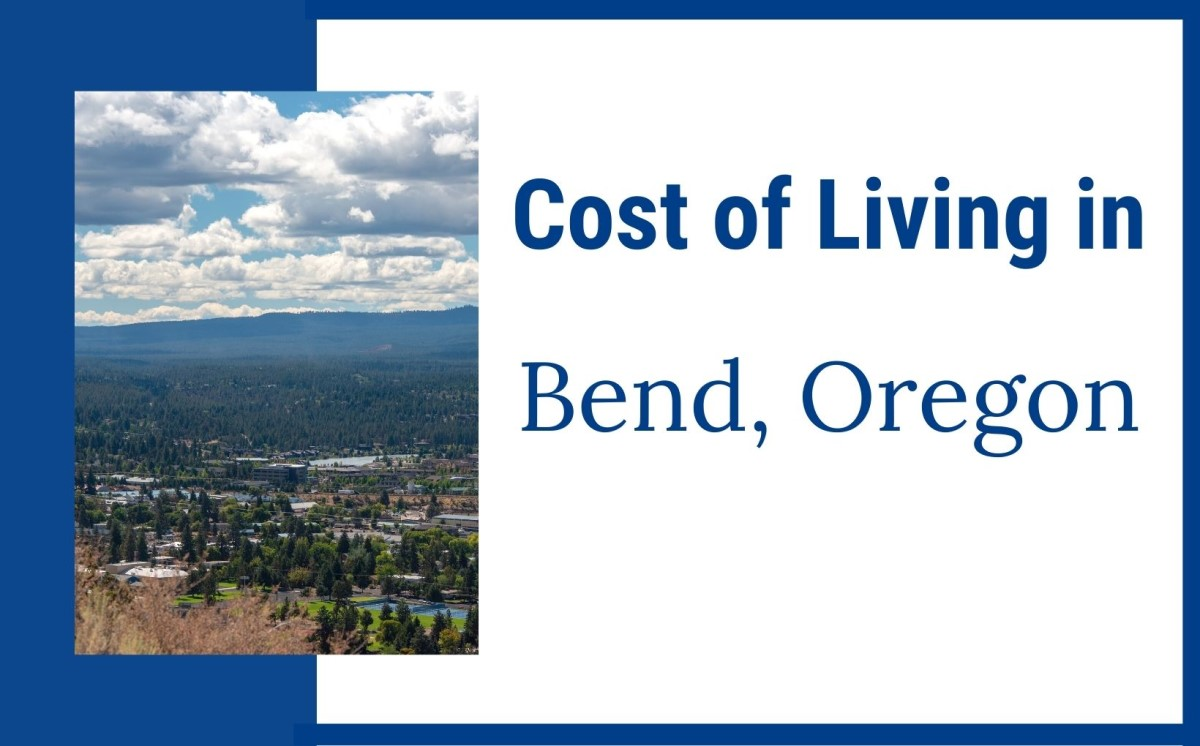 cost of living in Bend, Oregon feature img