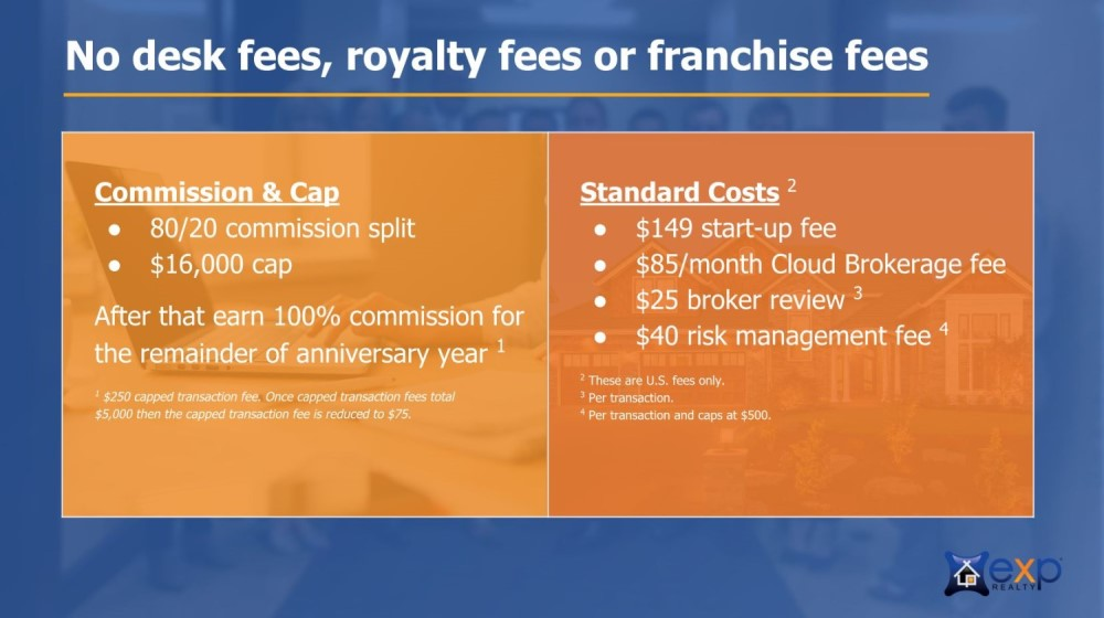 eXp Realty fees explained, Jesse Dau of Real Agent Now