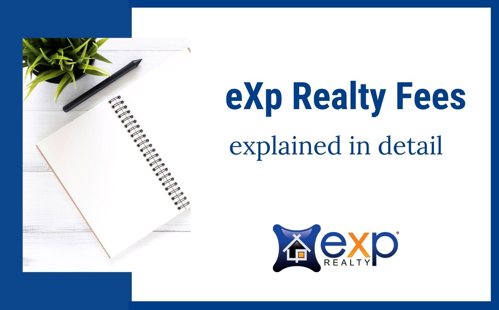 eXp Realy fees explained blog post, Jesse Dau