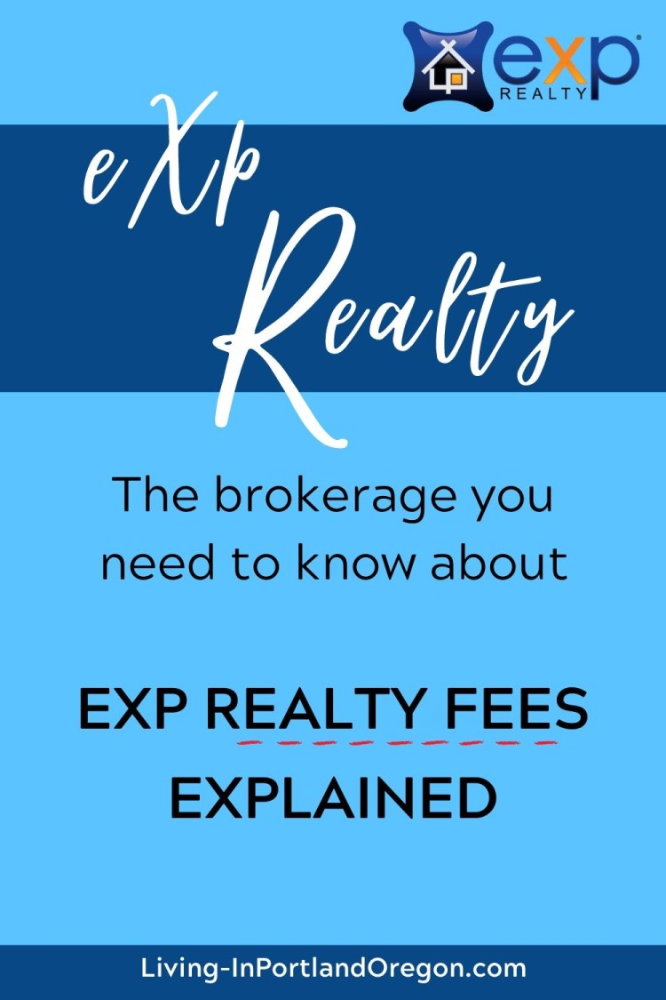 eXp Realy fees explained