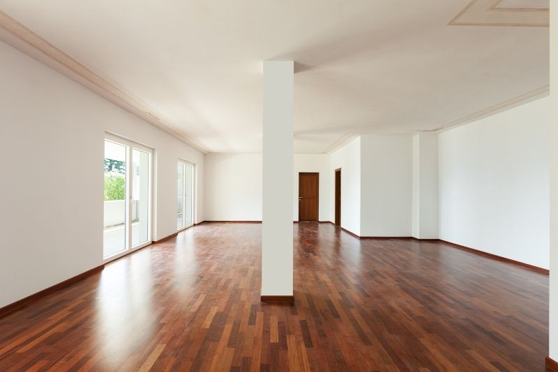 empty living room, How to sell your house fast in Portland, Oregon