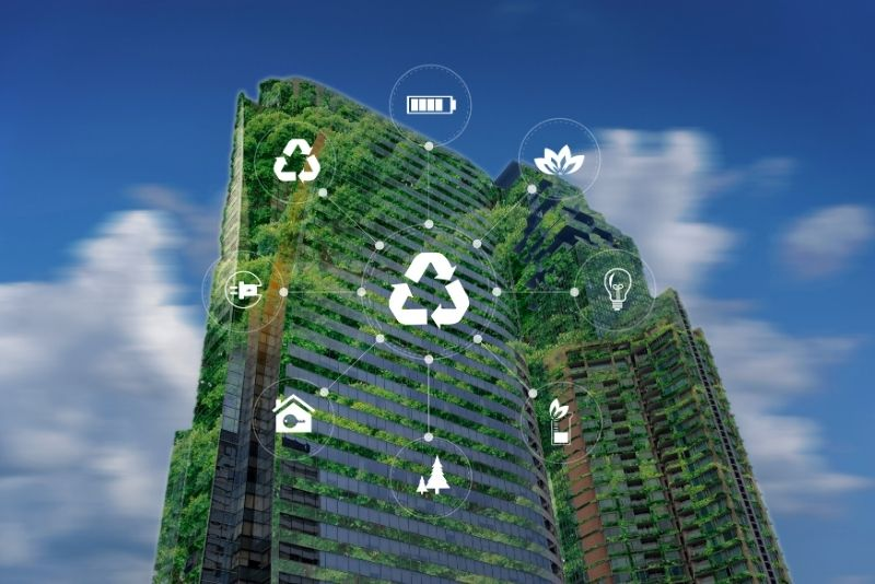 green sustainable tall building, 10 things you need to know about Condos in Portland