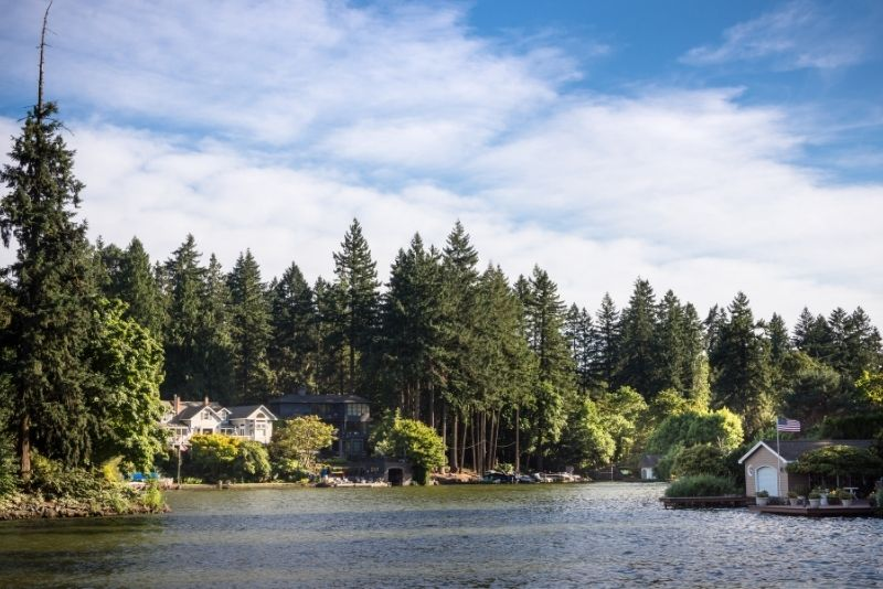 homes on Lake Oswego, 3 things to know about Price per square foot