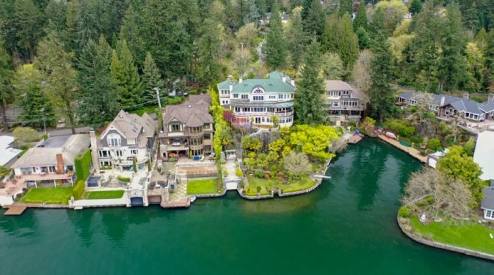homes on lake oswego, Sections of Portland OR, Living in Portland Oregon real estate