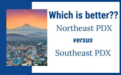 Northeast versus Southeast Portland – Which is better?