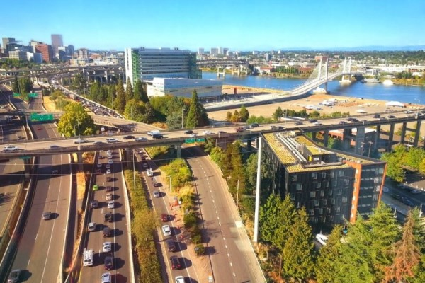 traffic in Portland, 10 things you don't know about living in Portland Oregon