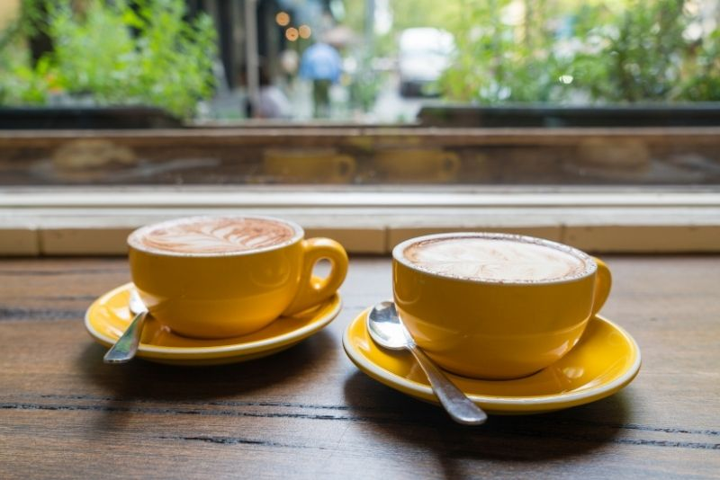 two coffees, Cost of living in Salem Oregon, Living in Portland Oregon real estate
