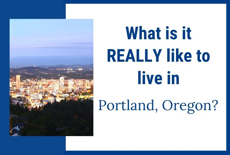 What is it like to retire in Portland OR & Vancouver WA